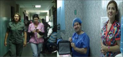 """Operativo """"Una mano amiga a tu hospital """"hizo eco en Punta de Mata"""